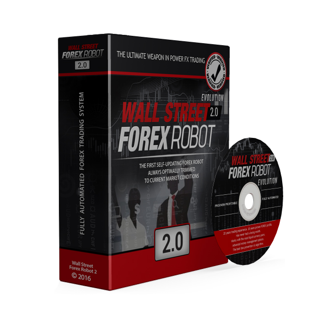 WallStreet Forex Robot 2.0 Evolution version 1.1 is released!