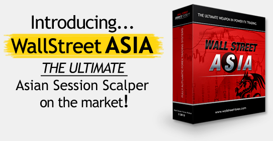 WallStreet ASIA - THE ULTIMATE Asian Session Scalper on the market!