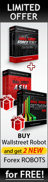 WallStreet Forex Robot + WallStreet ASIA + WallStreet Recovery PRO